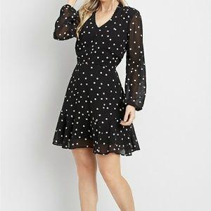 Size large dress very flattering